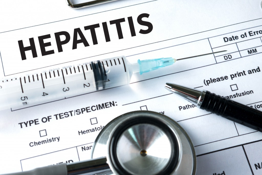 hepatitis medical record and concept