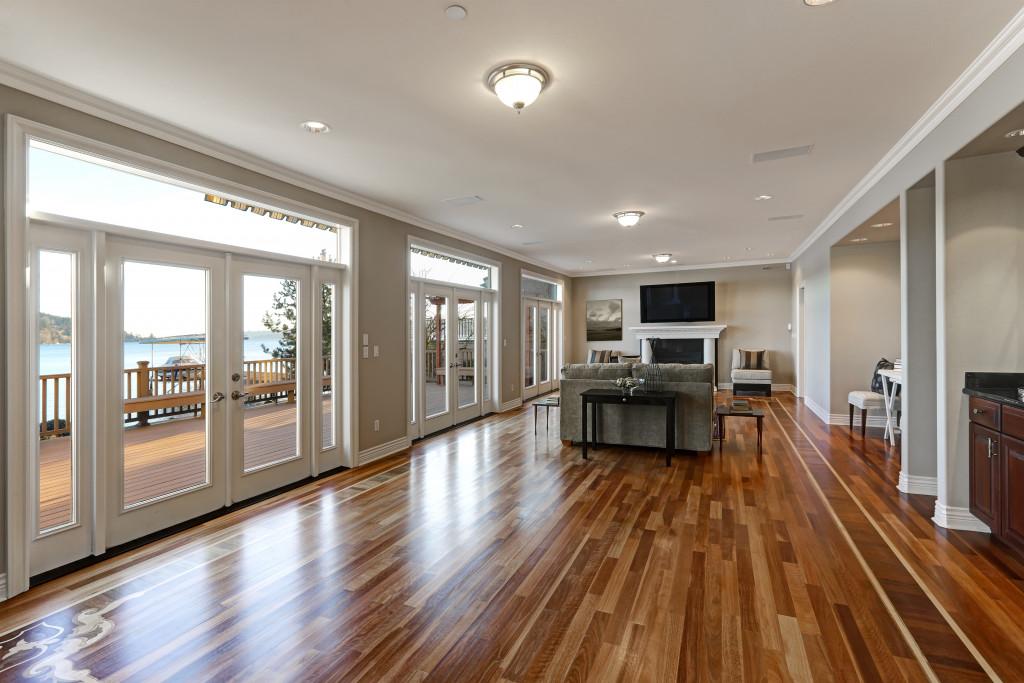 interior's flooring