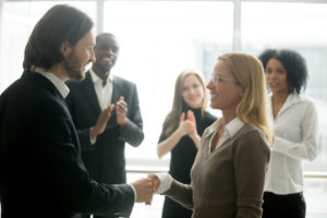 recognizing employee's work
